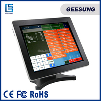 Computer all in one for Restaurant Hotel Supermarket Pos register monitor