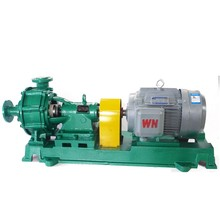 With CE and ISO9001 chlor-alkali plant low head high discharge pump supplier