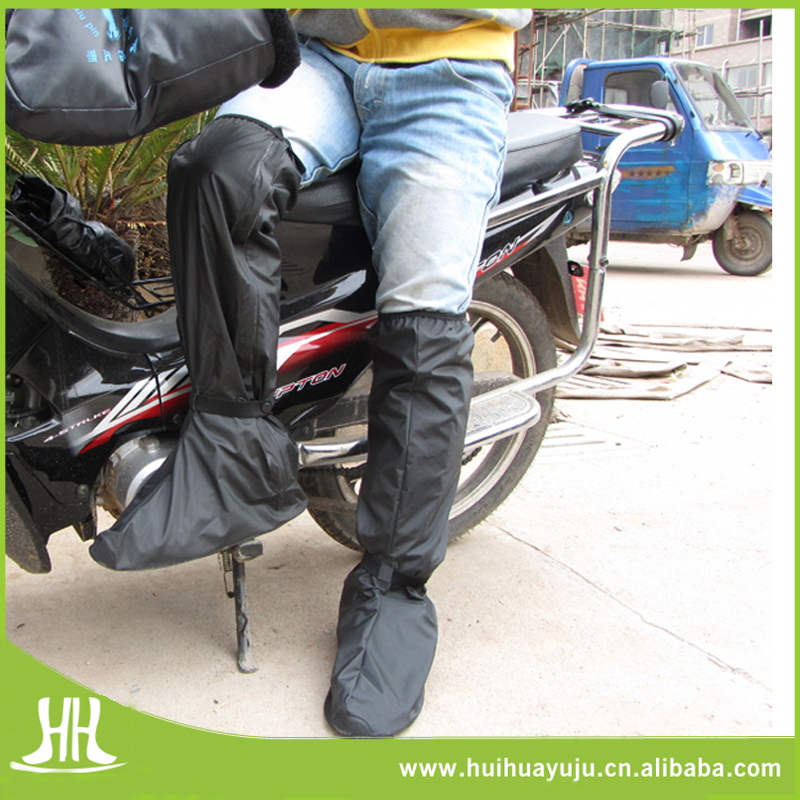 2015 Waterproof Non-slip rain Shoes Covers for Motorcycle Riding