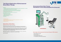 EXTRACORPOREAL SHOCK WAVE THERAPY HB-ESWT-01(ENHANCED)