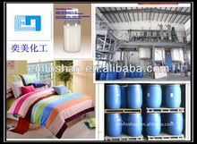 Synthetic anti-electrolyte property disperse dye printing thickener for cotton /nylon