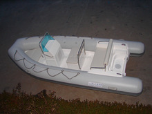 China manufacturer 1.2mm high quality pvc folding boat for sale