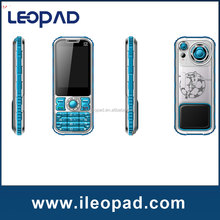 "2.4"" Low price China mobile phone dual sim card quad band anti proof hot selling"