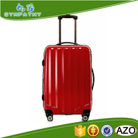 China Luggage Supplier Trolley Travelling Bags