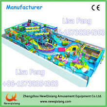 China supply kids playground indoor/attractive kids playground houses