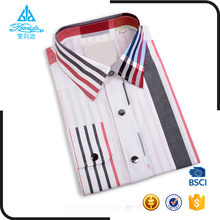 Factory Direct Sell Autumn Men Shirts Brand Names