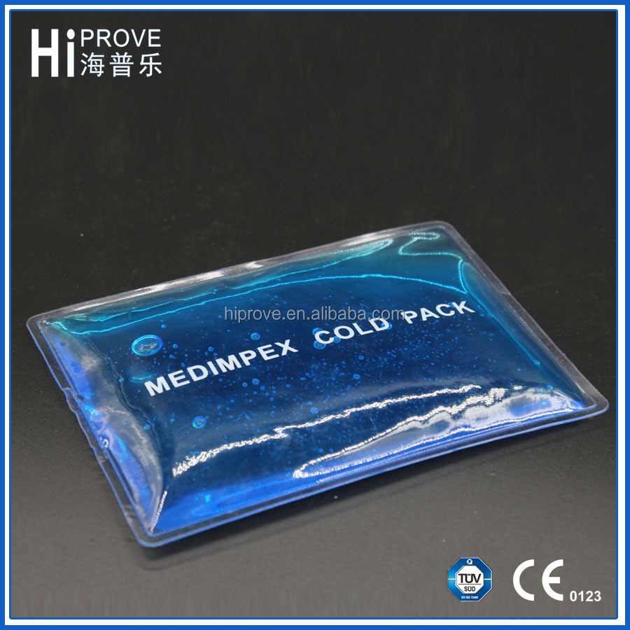 Medical reusable gel beads hot cold pack