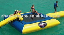 2012 good quality inflatable volleyball court, inflatable water games