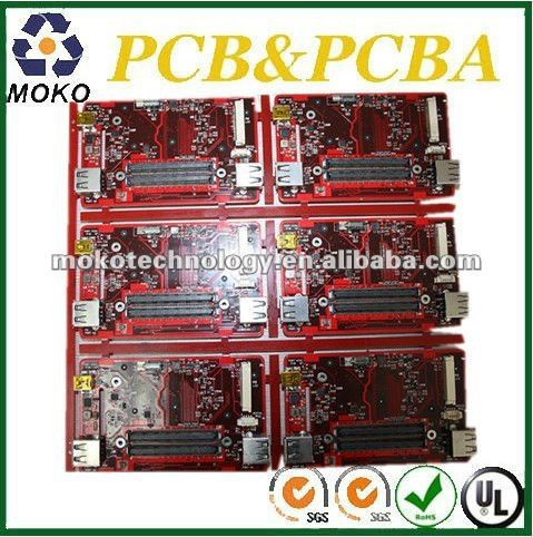 Contract Manufacturing Electrical Control Panel Board Assembly