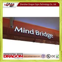 Gold Supplier China outdoor led sign lighting
