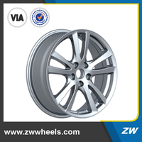Luxury Alloy Wheels and 4x4 offroad wheels for cars for sale(ZW-P291)