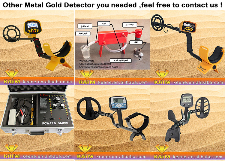 Ground Search Metal Detector (1.5M) MD-6250