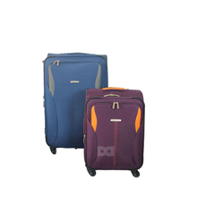 China factory OEM/ODM custom made cheap designer personalized luggage sets