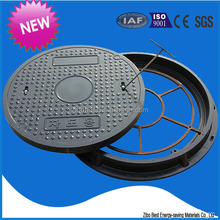 EN124 A100 BMC perforated plank plastic sewer manhole cover