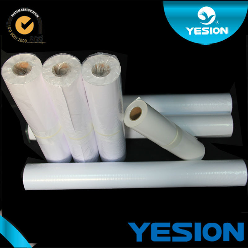 "Yesion Factory Supply Roll Glossy Photo Paper/ Format Roll Photograph Printing Paper 24"", 36"", 44"" x30m"