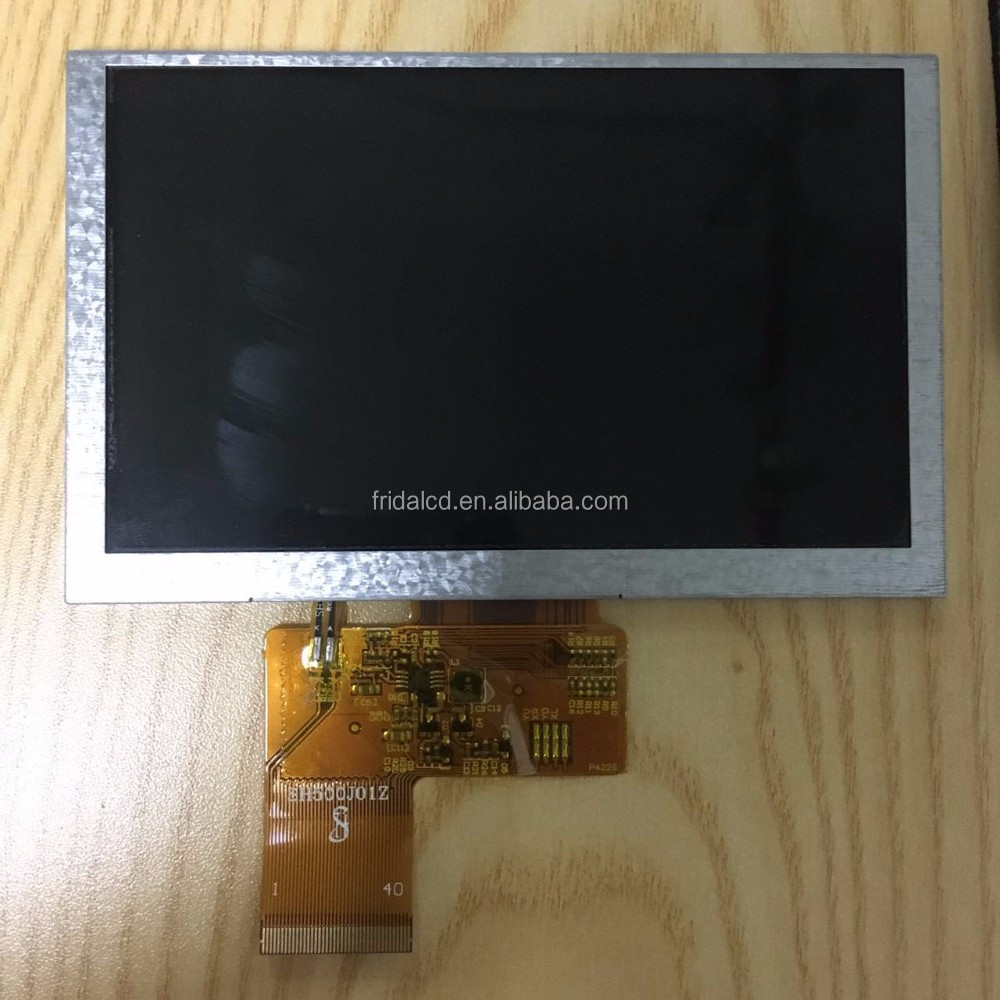 5 inch ILI9806X tft lcd screen high brightness touch panel lcd module