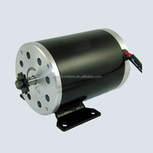 Electric Scooter Brush DC Motor