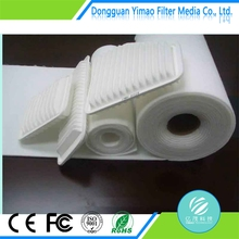 high efficiency Antibacterial air filter material for hepa carbon filter