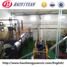 HYSK-5T Disposal equipment using poultry, pig, cow, fish waste to produce meat and bone meal and animal oil
