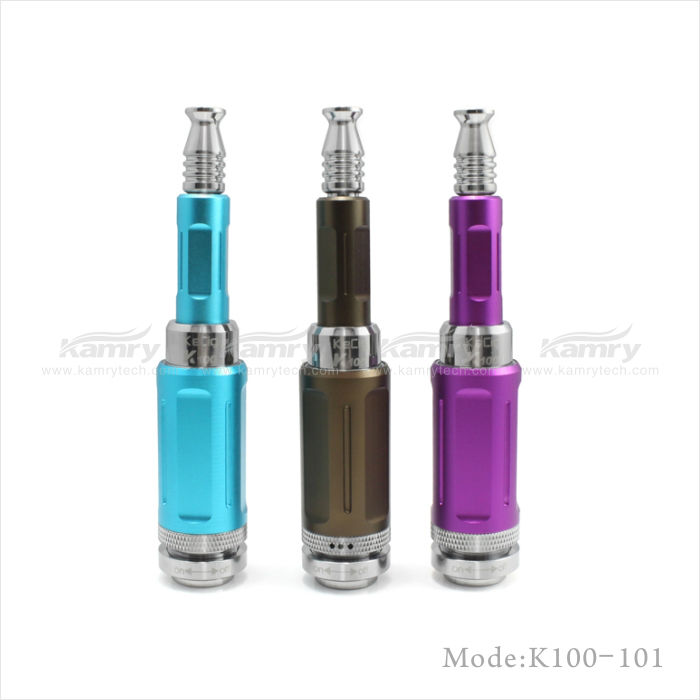 2013 Best ecigs empire mod k100 telescopic storm 18650 battery
