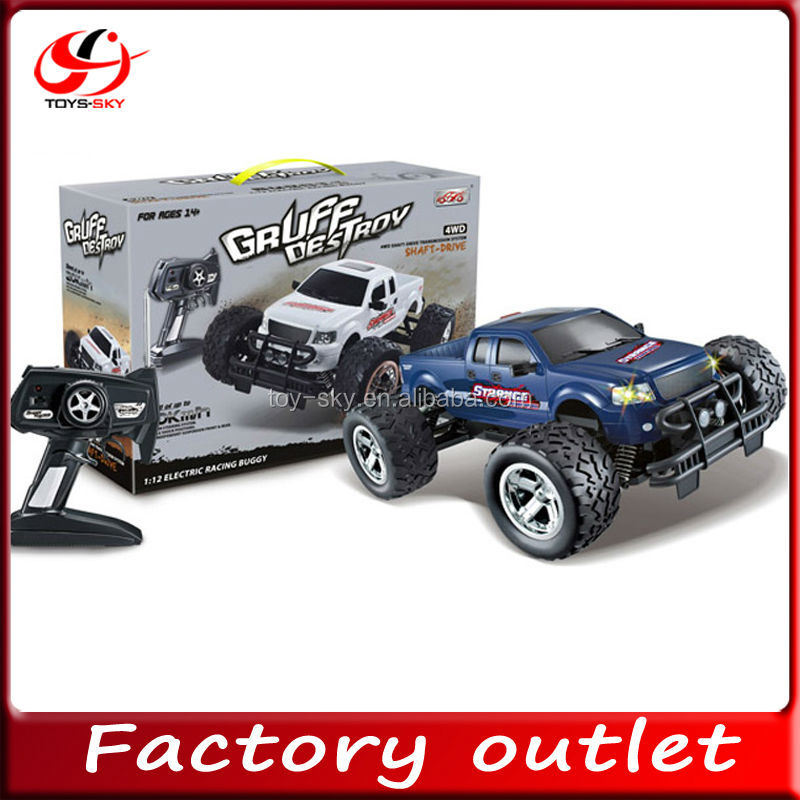 wireless 4WD 4ch high speed RC car buggy electrical car buggy