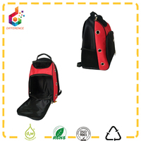 OEM available red dog carriers bag outdoor carrier for cats
