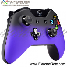 Shadow Purple Wireless Controller Shell Replacement for Xbox One with 3.5mm Headphone Jack Version