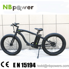2017 Fasion E-Bike 26'' 48V 500W Fatboy Fat Electric Bike
