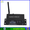 wireless dmx512 transmitter/dual radio frequency transmitter receiver