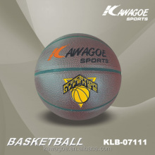 New style colorful basketball