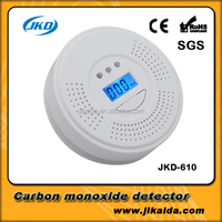 carbon monoxide detector co gas detector LCD displayer