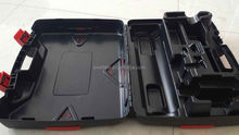 custom hard ABS plastic case/hand tool box/gun case