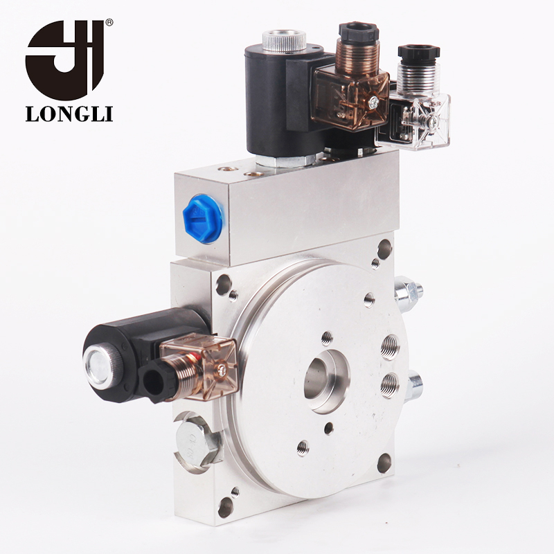 Customize LL244 hydraulic valve block power pack electronic control system
