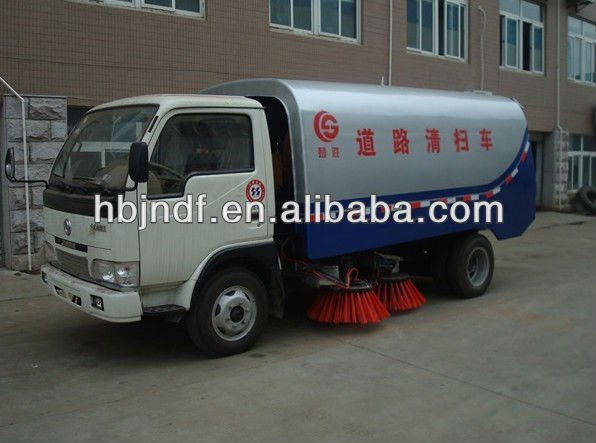 Dongfeng jinba sweeping truck/street sweeperCleaning Vehicle /cleaning sweeper