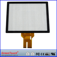 "15"" surface/projected capacitive touch screen"