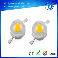 Cheap price 1w power led high power 350nm leds 3 years warranty