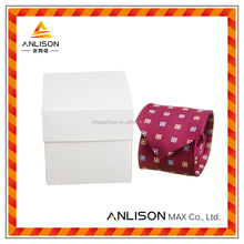Tie & bow tie pillow packaging paper box