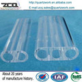 Customized Laser Cavity Flow Tubes