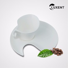 15-year professional oem experience moden bone china tea cup and saucer flower pot with high quality