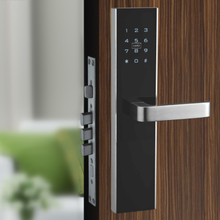 HS-L114 high class rfid hotel digital smart card door lock