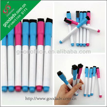 OEM logo promotional Erasable pen magnetic board & mark pen