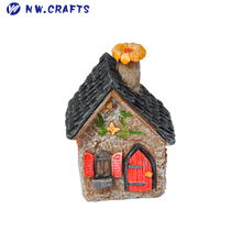 Wholesale miniature scale crafts fairy garden itty bitty butterfly house model