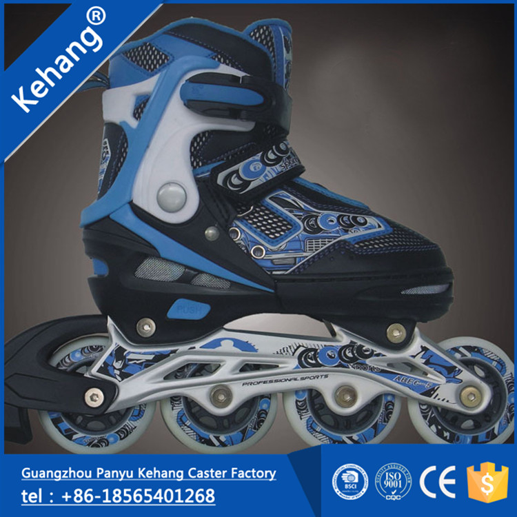 China wholesale new arrive colorful cheap 4 size orbit wheel skates