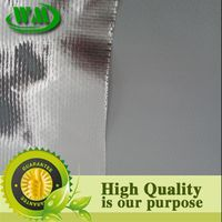 aluminum foil coated fabric special building materials