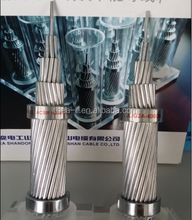 Overhead AAC/AAAC/ACSR/ACAR Bare Conductor Electrical Cable Size AAAC cable
