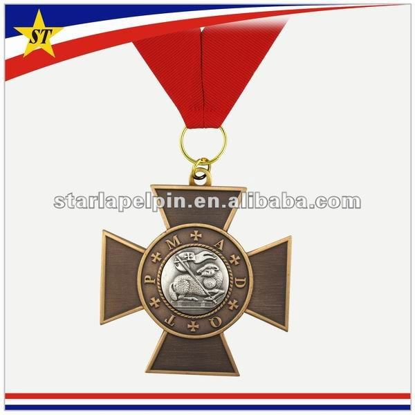 Promotional Customized Designs blank metal medal blanks