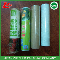 alibaba hot sell high quality plastic handle self adhesive plastic film small size pvc film