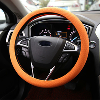 Popular PVC Car 13 inch Steering Wheel Cover