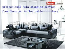 professional sofa shipping service from Shenzhen to Worldwide------Lucy