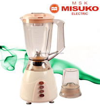 Mini blender juicer mixer with dry mill blender